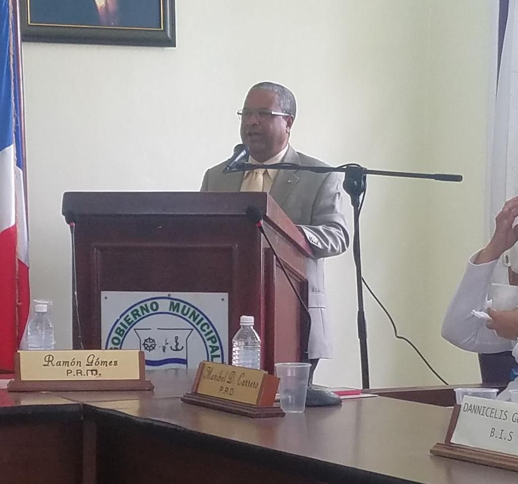 Palabras de Alcalde Arq. Ramón Ant. Echavarría en el Actos de rendición de cuentas 2018-2019