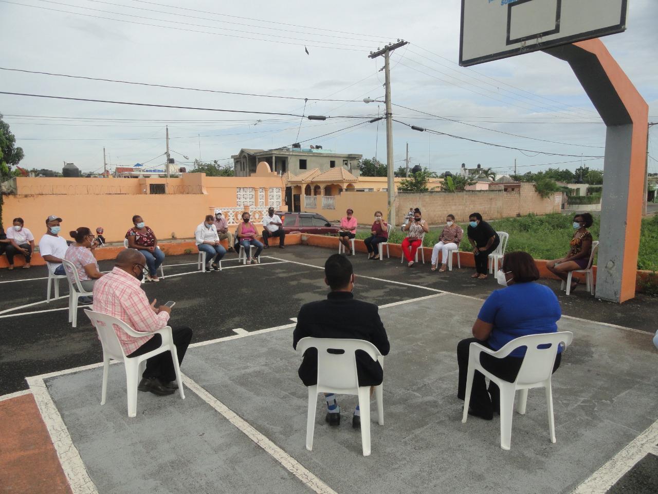 Eligen nueva directiva del Centro Comunal de Palo de Azúcar
