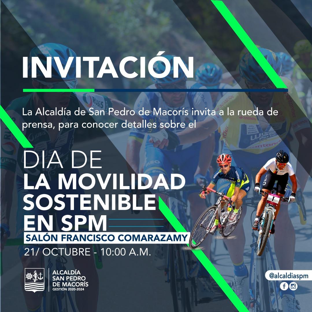 INVITACIÓN (Rueda de Prensa)