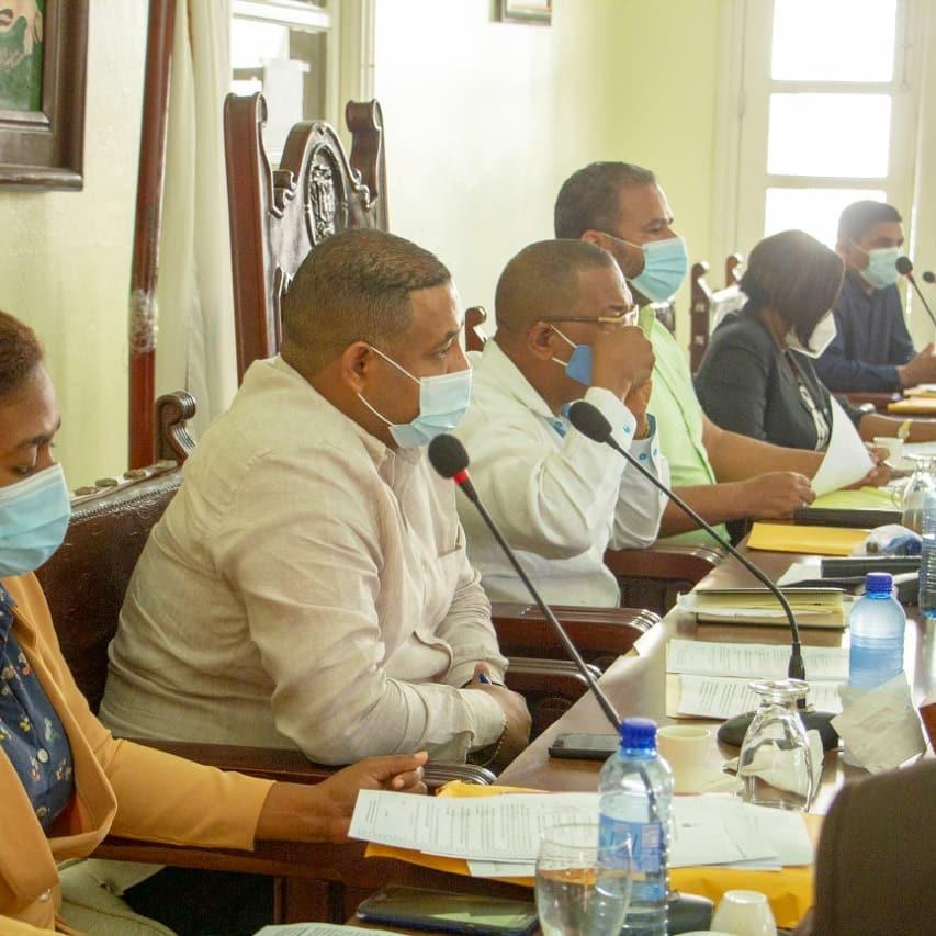 Durante la celebración de la Sesión Ordinaria 01-2021 el Concejo de Regidores autorizó